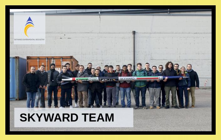 Mark One - Applicazioni Caso Studio Skyward