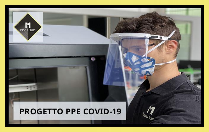 Mark One - Applicazioni Caso PPE COVID 19