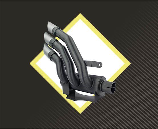 Mark One - Materiali Prototipazione