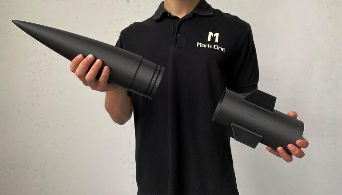 Mark One - Slider Applicazioni Carbonio 1