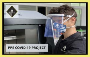 Mark One - Applicazioni Caso PPE COVID 19 en