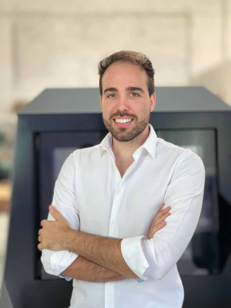 Mark One - CEO Marco Zani