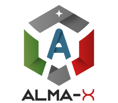 Mark One - Logo Alma X