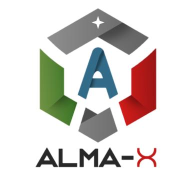 Mark One - Logo Alma X