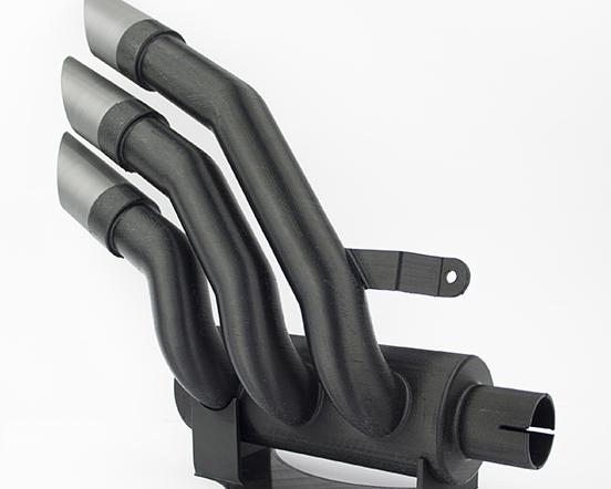 Applicazioni Stampanti 3D - Mark One - Marmitta