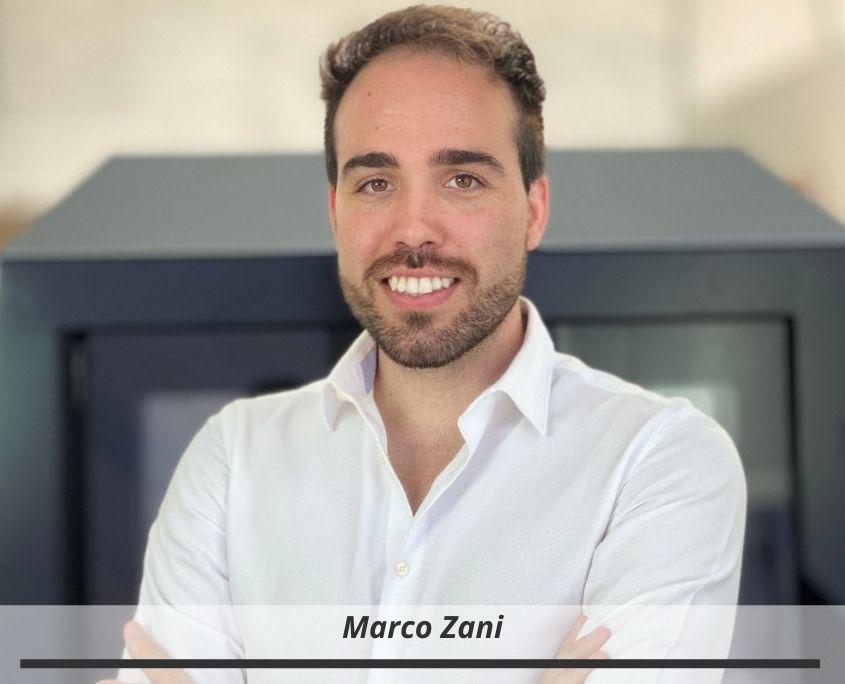marco zani mark one 3d